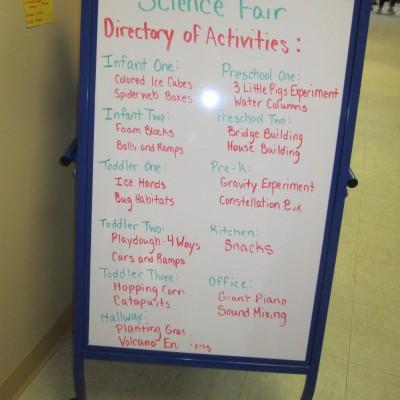 Activities Directory WS